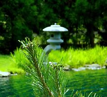 Japanese Garden View by ctheworld