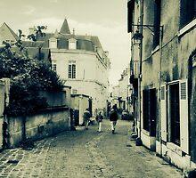 Chinon, France by Elaine Teague