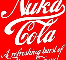 Nuka Cola by papabuju
