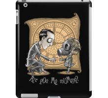 I Am Not Your Mummy iPad Case/Skin