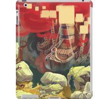 Red Ships iPad Case/Skin