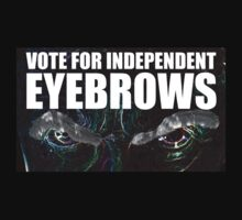 Doctor Who - Vote For Independent Eyebrows! by CookieDude