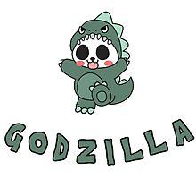 Panda Godzilla by jpandakuma