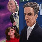 The Twelfth Doctor Who by martyee