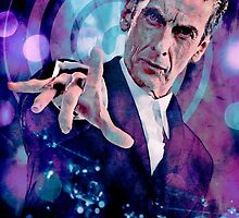 The Twelfth Doctor by David Atkinson