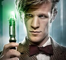 Matt Smith by violetraymedia