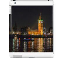 Westminster Skyline at Night iPad Case/Skin