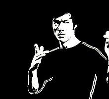Bruce Lee - Master of Jeet Kune Do by violetraymedia