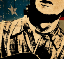 Woody Guthrie 1 Sticker
