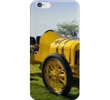 1915 Ford Speedster Race Car iPhone Case/Skin