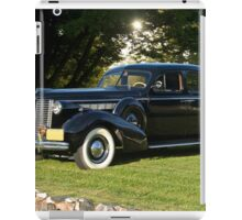 1938 Buick Century Series 60 Sedan iPad Case/Skin