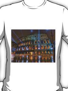 Coliseum at Night T-Shirt