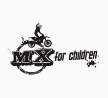 new MX for children Challenge lifestyle t-shirt Kids Clothes