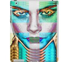 CARA D. iPad Case/Skin