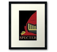 Specter Knight Framed Print