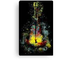 midnight symphony Canvas Print