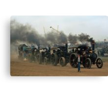 When The Going Gets Tough ... Canvas Print