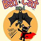 Bat and Cat by BATKEI