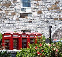 Telephone Booth   by Victoria Zinszer