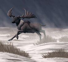 Irish Elk by Alphyn