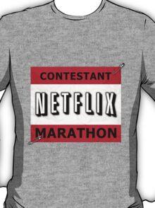 Netflix Marathon T-Shirt