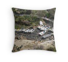 Gordons Bay, Sydney Throw Pillow