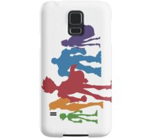 Let's Save the World! Samsung Galaxy Case/Skin