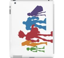 Let's Save the World! iPad Case/Skin