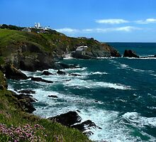 The Lizard Point, Cornwall by rodsfotos