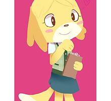 Isabelle by chazzforte