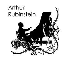 Arthur Rubinstein by vivalarevolucio