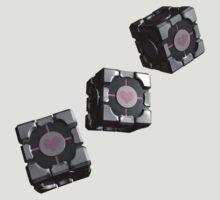The Trinity of Cubes by julika-nagara