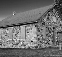 The Old Wooden Schoolhouse by WarpedHalo