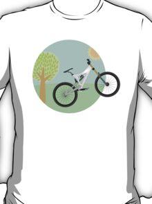 Downhill mountainbike T-Shirt