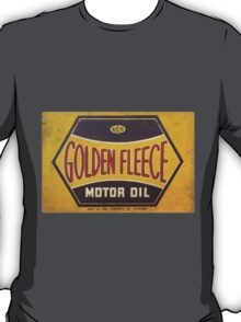 Golden Fleece Motor Oil T-Shirt