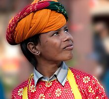 Tunic and Turban by phil decocco