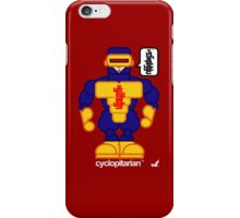 AFR Superheroes #05 - Cyclopitarian iPhone Case/Skin