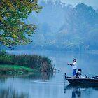 THE FISHERMAN by Diane Peresie