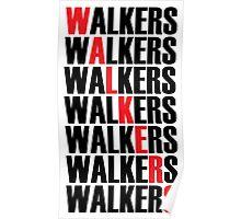 Walkers Poster