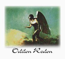 Odilon Redon - The Fallen Angel by William Martin