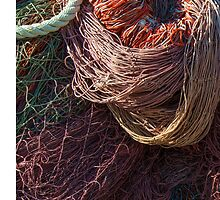 Fishing nets discarded by DavidMay