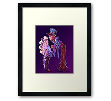 Mad For You Framed Print