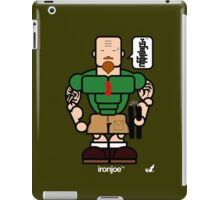 AFR Superheroes #04 - Iron Joe iPad Case/Skin