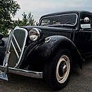 1953 Citroen by sundawg7