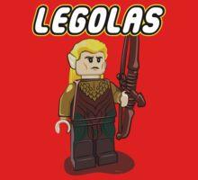 Legolas by eltronco