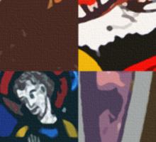 Erasure Beginnings Pop Art Sticker