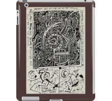 Words Rot on the Tip of My Tongue iPad Case/Skin