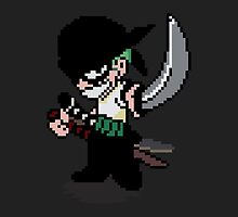 Pixelated Swordsman by PioMateo