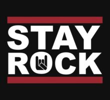 STAY ROCK by gimbolo