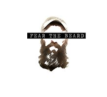 BB16 Donny - Fear The Beard by herasyed